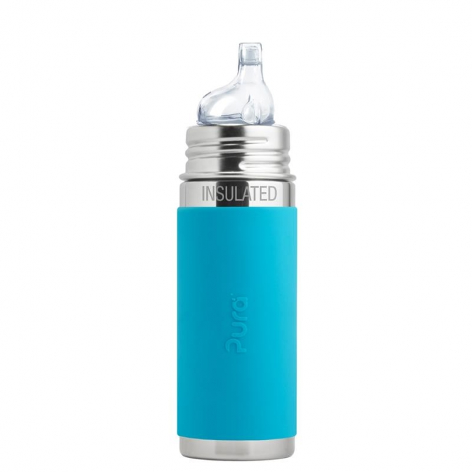 Pura Sippy Bottle 260 ml Insulated