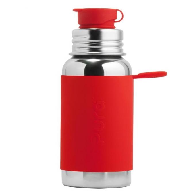 Pura Sport Bottle 550 ml Red | .
