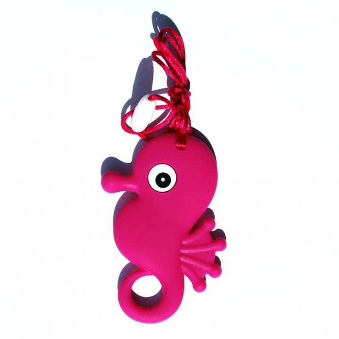 Greifling Seepferdchen Pink | .