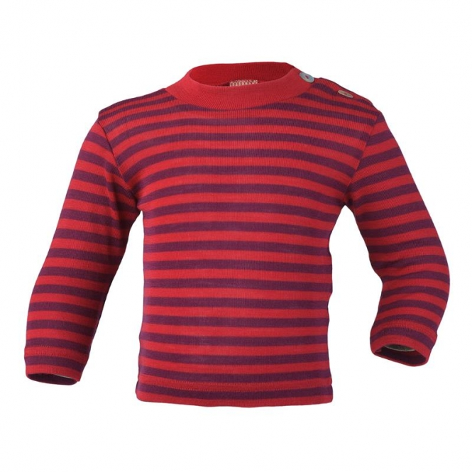 Engel Baby-Shirt Wolle/Seide