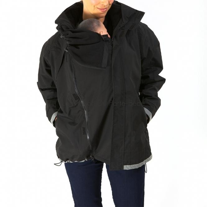 Suses kindercoat 3in1 Black | M