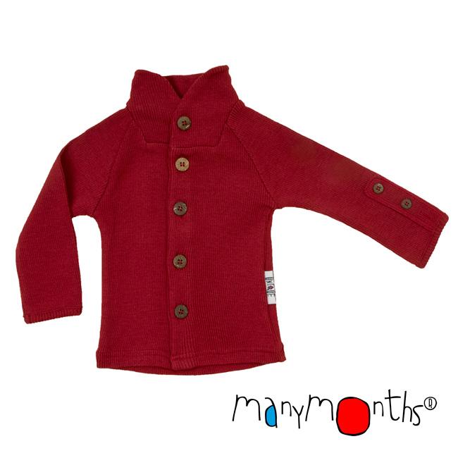 ManyMonths Button Collar Cardigan