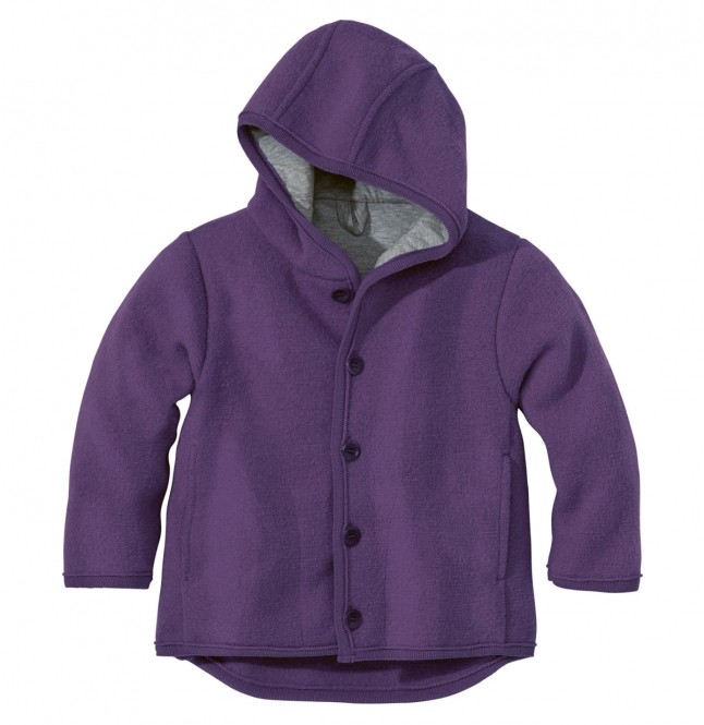 Disana Boiled wool jacket