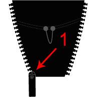 Zip Us In Softshell -Vislon Single zip | .